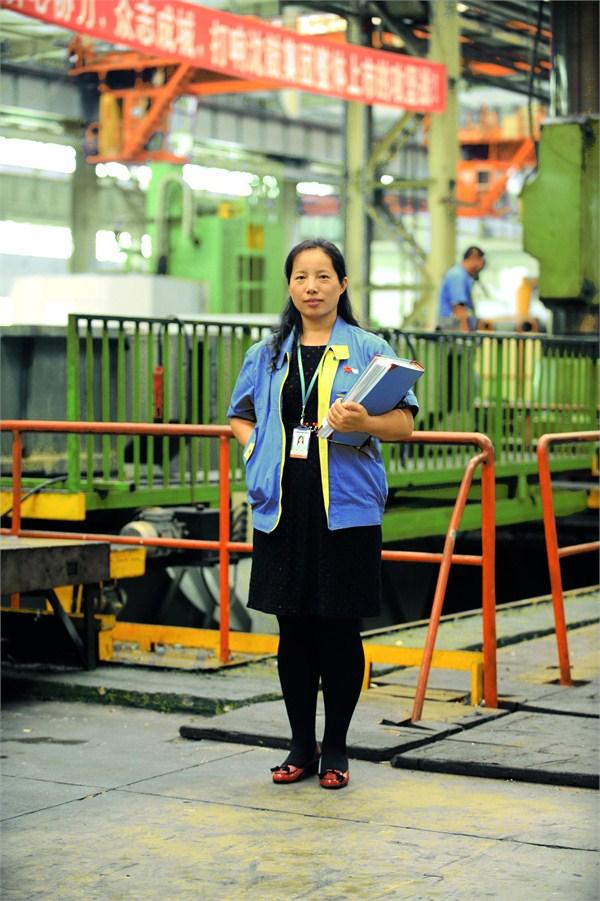 姜妍:中国百万吨乙烯压缩机设计第一人