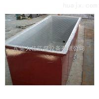 酸洗槽 防腐储槽 钢衬塑储槽