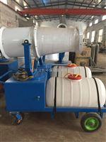 衢州市自动远程雾炮机 固定式降尘喷雾机